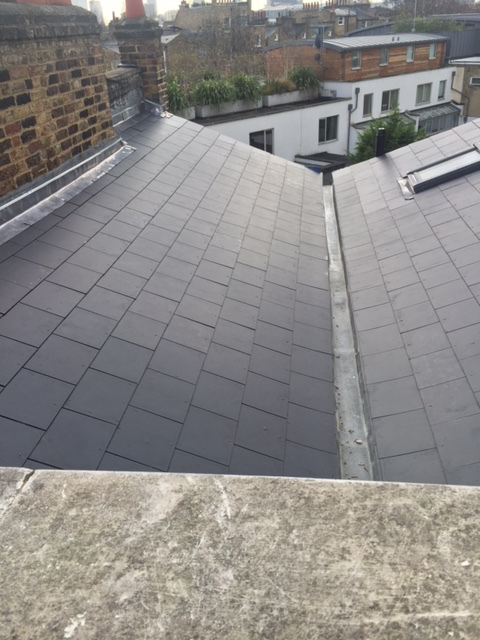 after image of our roofing services in wigan